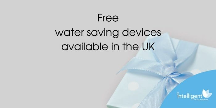 Free water saving devices available in the UK