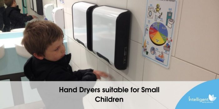 Hand Dryers Suitable for Small Children