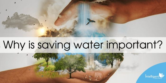 Why is saving important?
